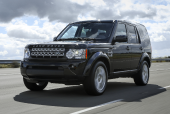 Land Rover Discovery избежал печальной участи угона